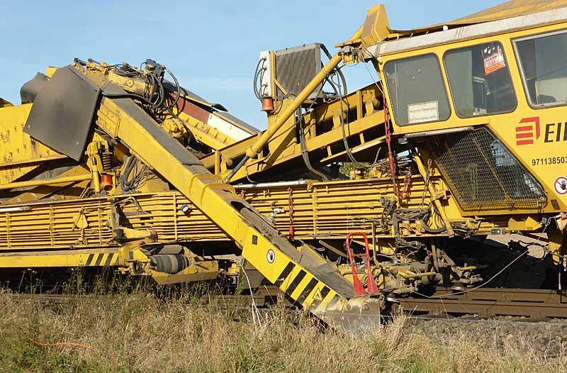 Gleisbauzüge im Einsatz Gbau0014