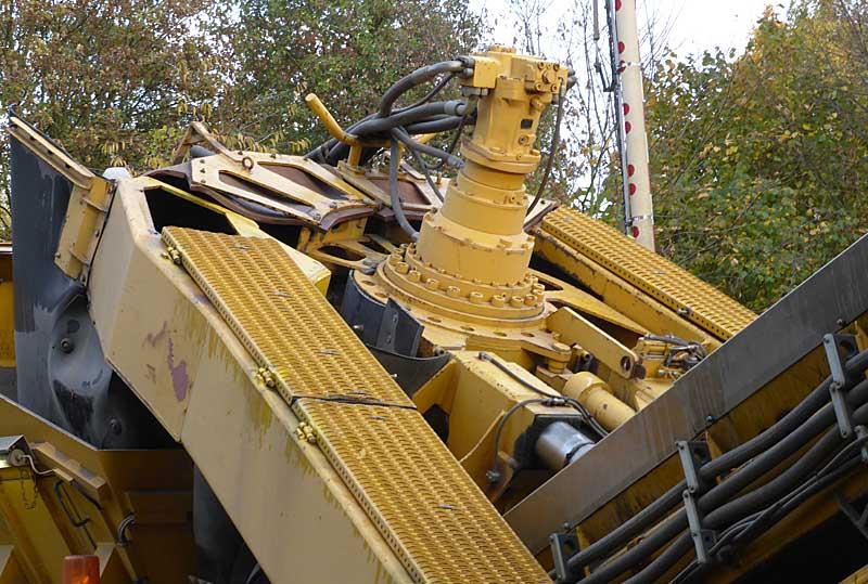 Gleisbauzüge im Einsatz Gbau0319