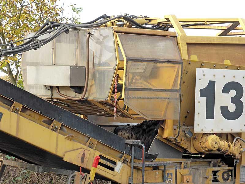 Gleisbauzüge im Einsatz Gbau0412