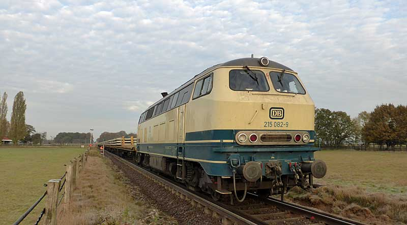 Gleisbauzüge im Einsatz Gbau0614