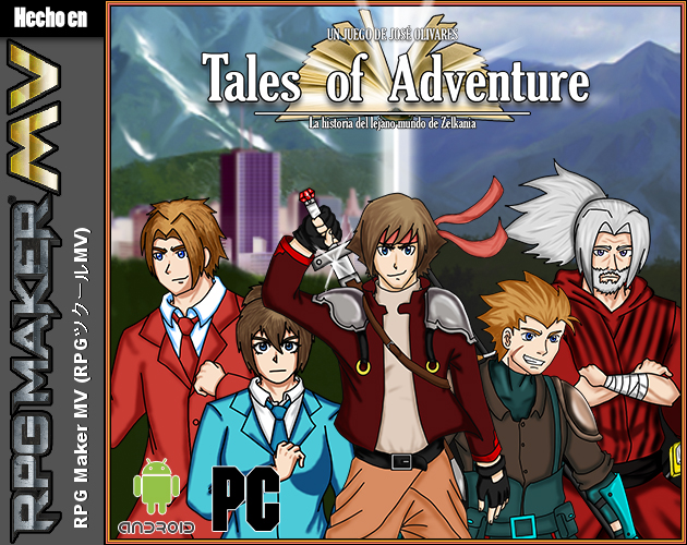 Tales Of Adventure La Historia Del Lejano Mundo De Zelkania