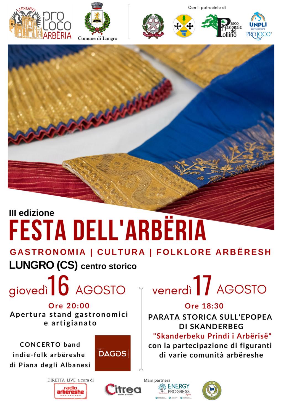 FESTA DELL'ARBËRIA Festa-10