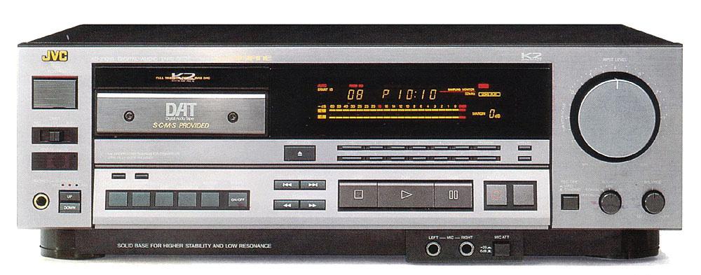 Nakamichi cassette Jvc-xd10