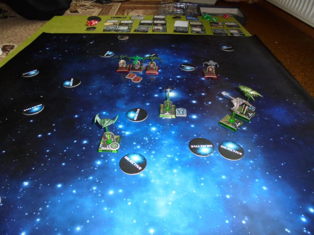 20180523 (130) Archer - Romulaner versuchen das Minenfeld von Archer im klingonischen Raum zu erobern Dsc00115