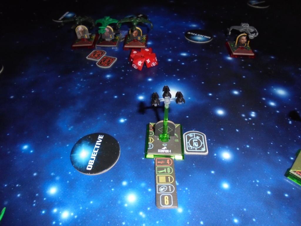 20180523 (130) Archer - Romulaner versuchen das Minenfeld von Archer im klingonischen Raum zu erobern Dsc00117