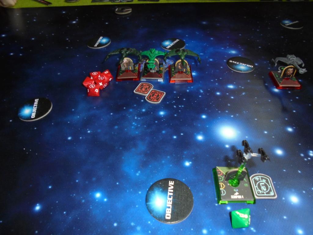 20180523 (130) Archer - Romulaner versuchen das Minenfeld von Archer im klingonischen Raum zu erobern Dsc00121