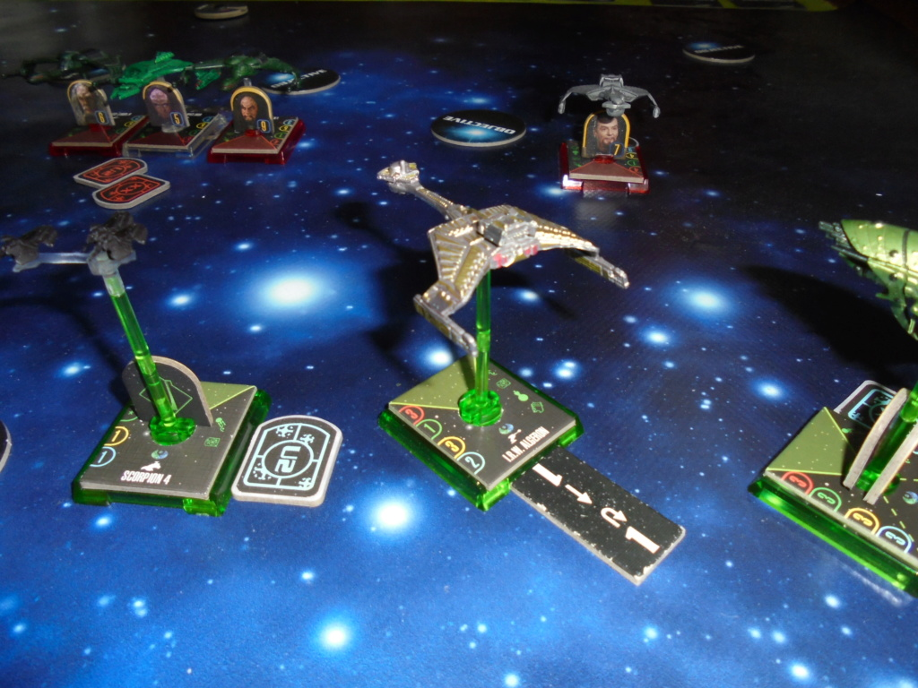 20180523 (130) Archer - Romulaner versuchen das Minenfeld von Archer im klingonischen Raum zu erobern Dsc00125