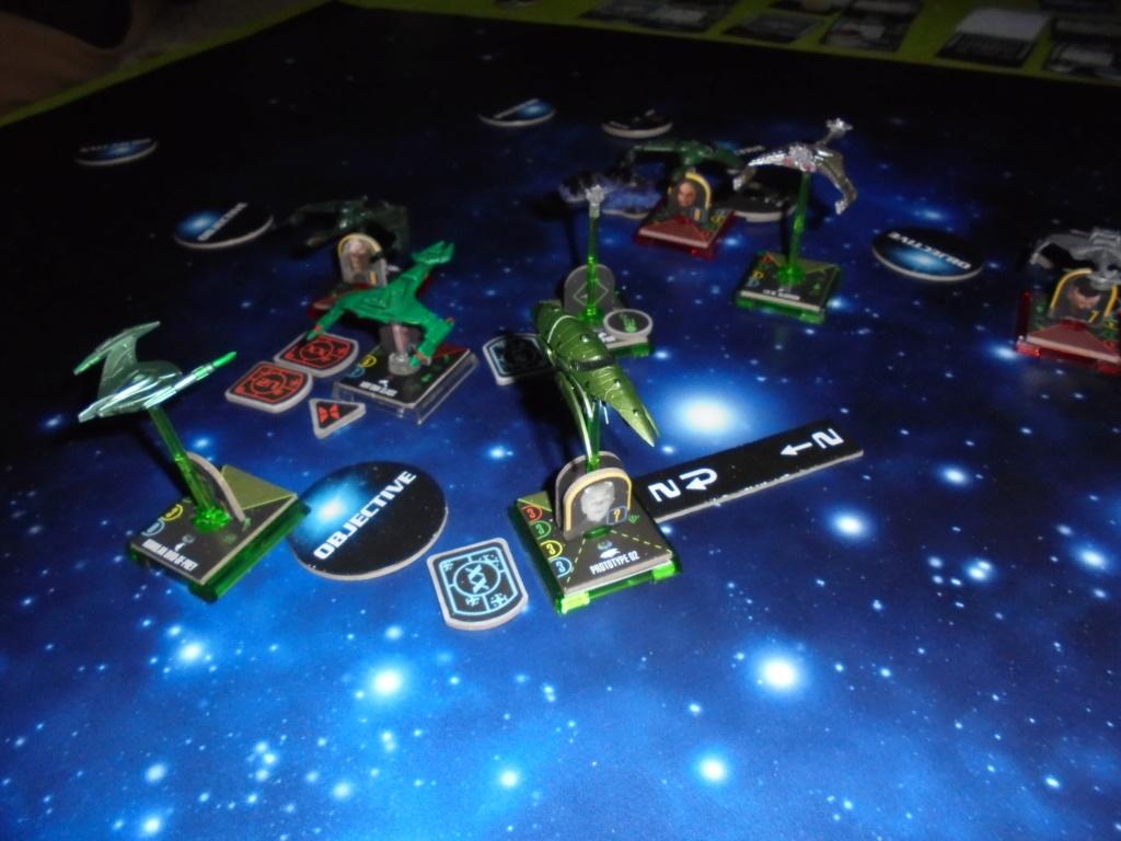 20180523 (130) Archer - Romulaner versuchen das Minenfeld von Archer im klingonischen Raum zu erobern Dsc00127