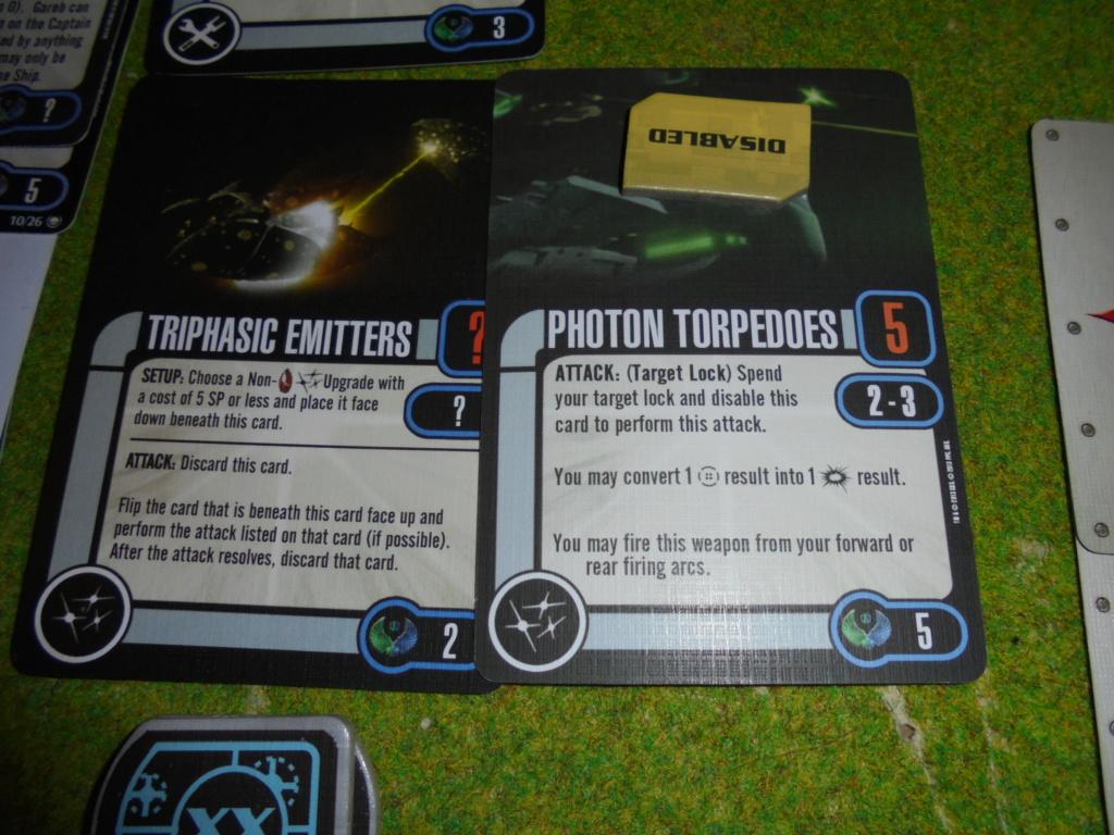 20180523 (130) Archer - Romulaner versuchen das Minenfeld von Archer im klingonischen Raum zu erobern Dsc00149
