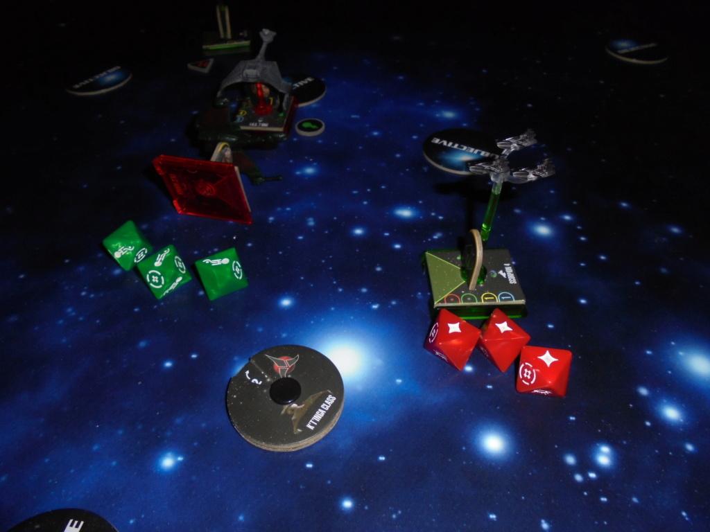 20180523 (130) Archer - Romulaner versuchen das Minenfeld von Archer im klingonischen Raum zu erobern Dsc00153