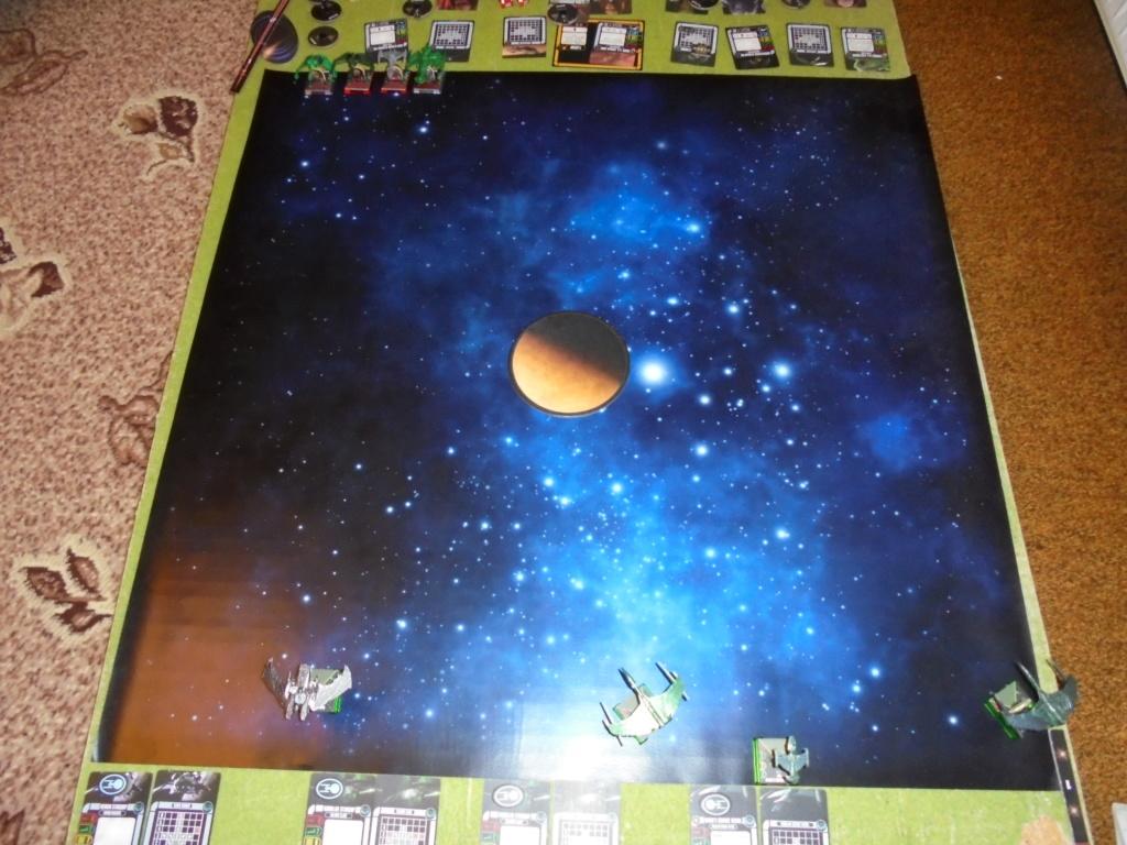 KLACH D´KEL :  130 SP Romulaner greifen nach den Sternen der Klingonen Dsc00160