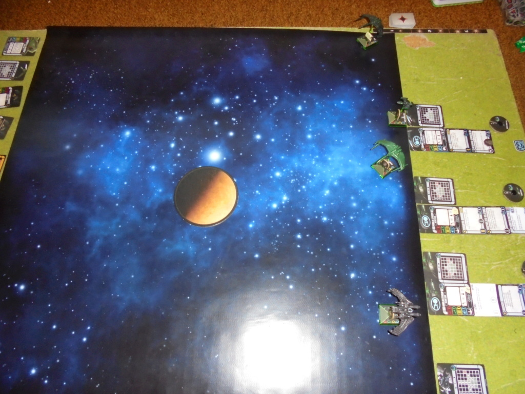 KLACH D´KEL :  130 SP Romulaner greifen nach den Sternen der Klingonen Dsc00161