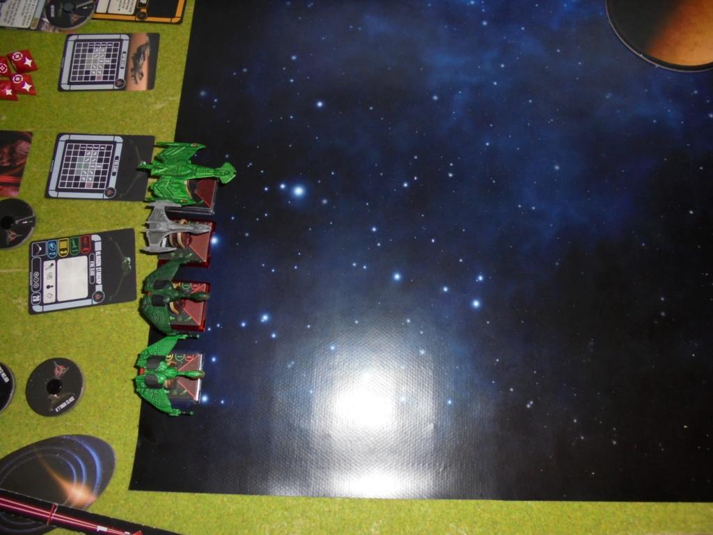 KLACH D´KEL :  130 SP Romulaner greifen nach den Sternen der Klingonen Dsc00162