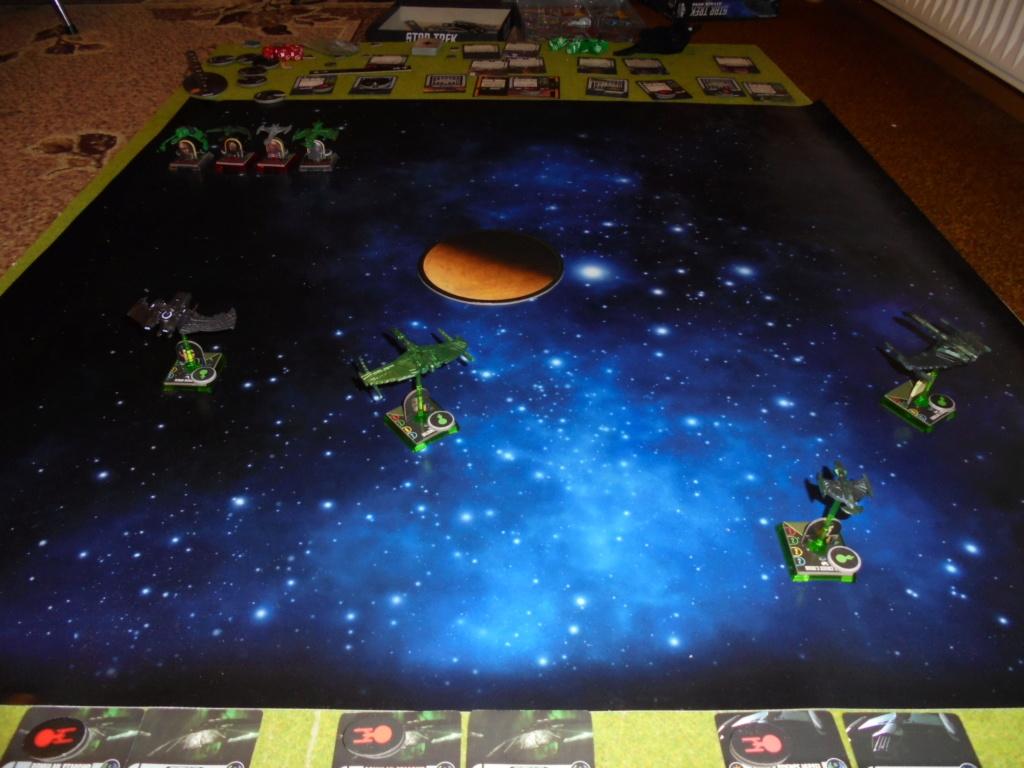 KLACH D´KEL :  130 SP Romulaner greifen nach den Sternen der Klingonen Dsc00163