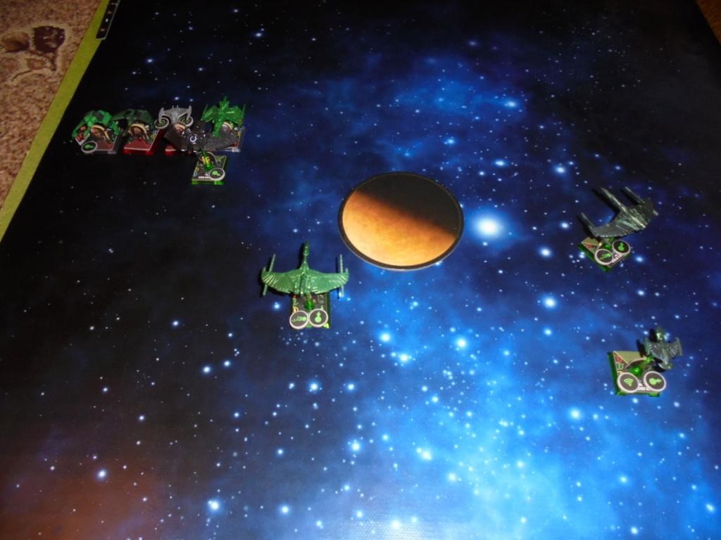 KLACH D´KEL :  130 SP Romulaner greifen nach den Sternen der Klingonen Dsc00164