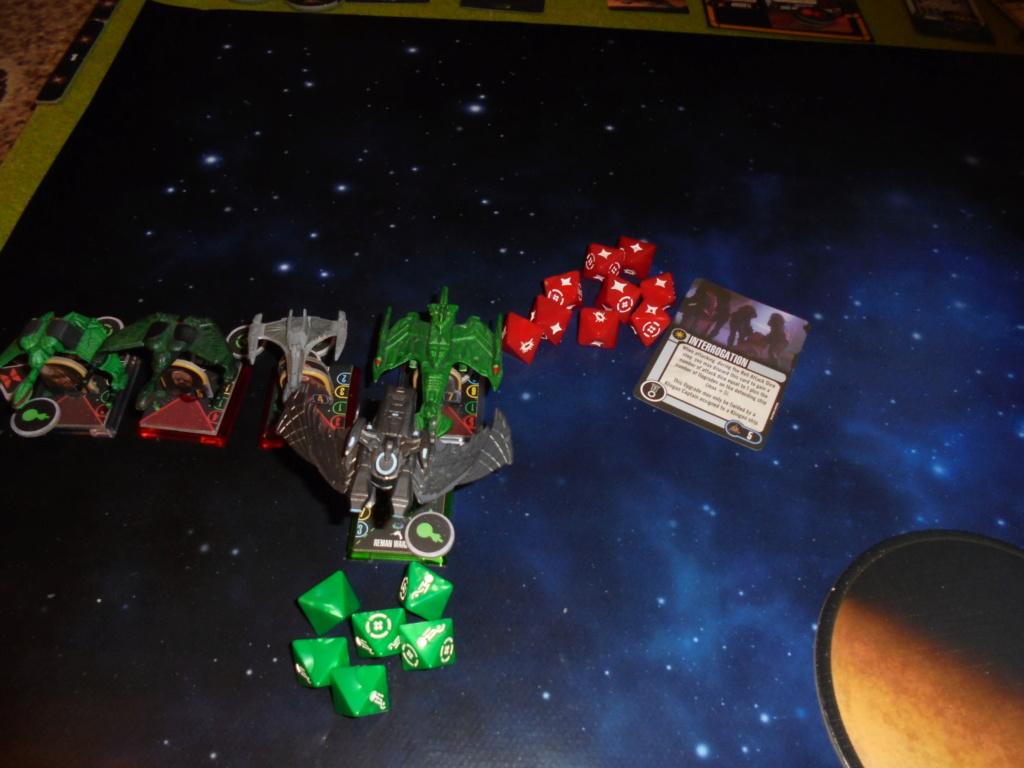 KLACH D´KEL :  130 SP Romulaner greifen nach den Sternen der Klingonen Dsc00165