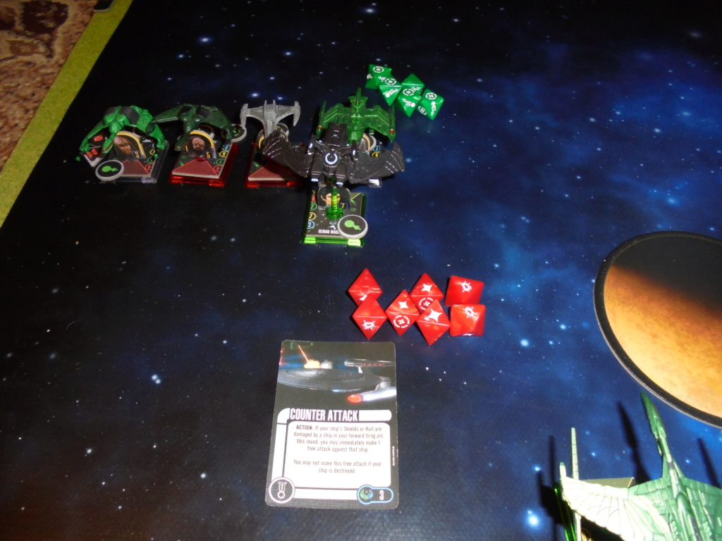 KLACH D´KEL :  130 SP Romulaner greifen nach den Sternen der Klingonen Dsc00166