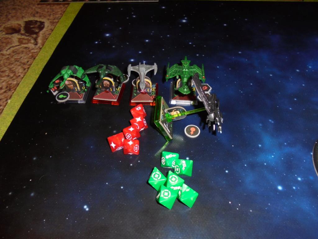KLACH D´KEL :  130 SP Romulaner greifen nach den Sternen der Klingonen Dsc00167