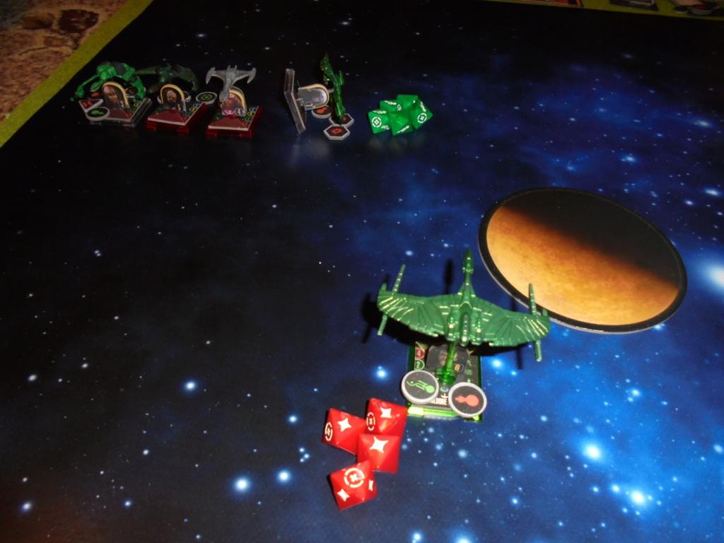 KLACH D´KEL :  130 SP Romulaner greifen nach den Sternen der Klingonen Dsc00168