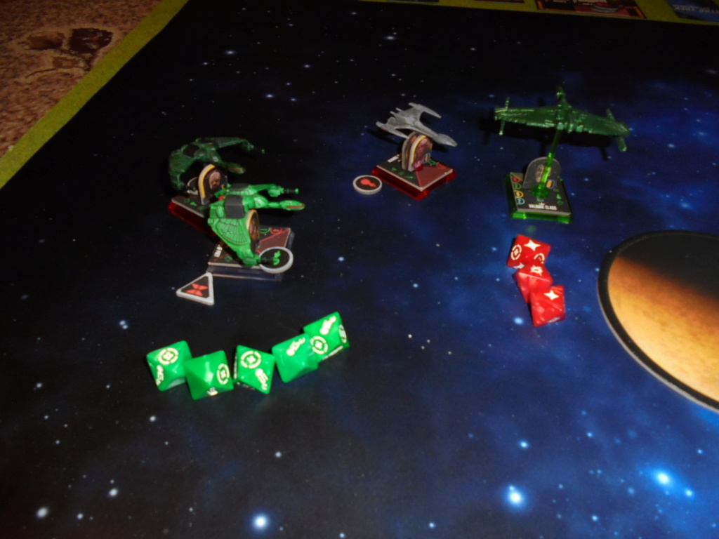 KLACH D´KEL :  130 SP Romulaner greifen nach den Sternen der Klingonen Dsc00169