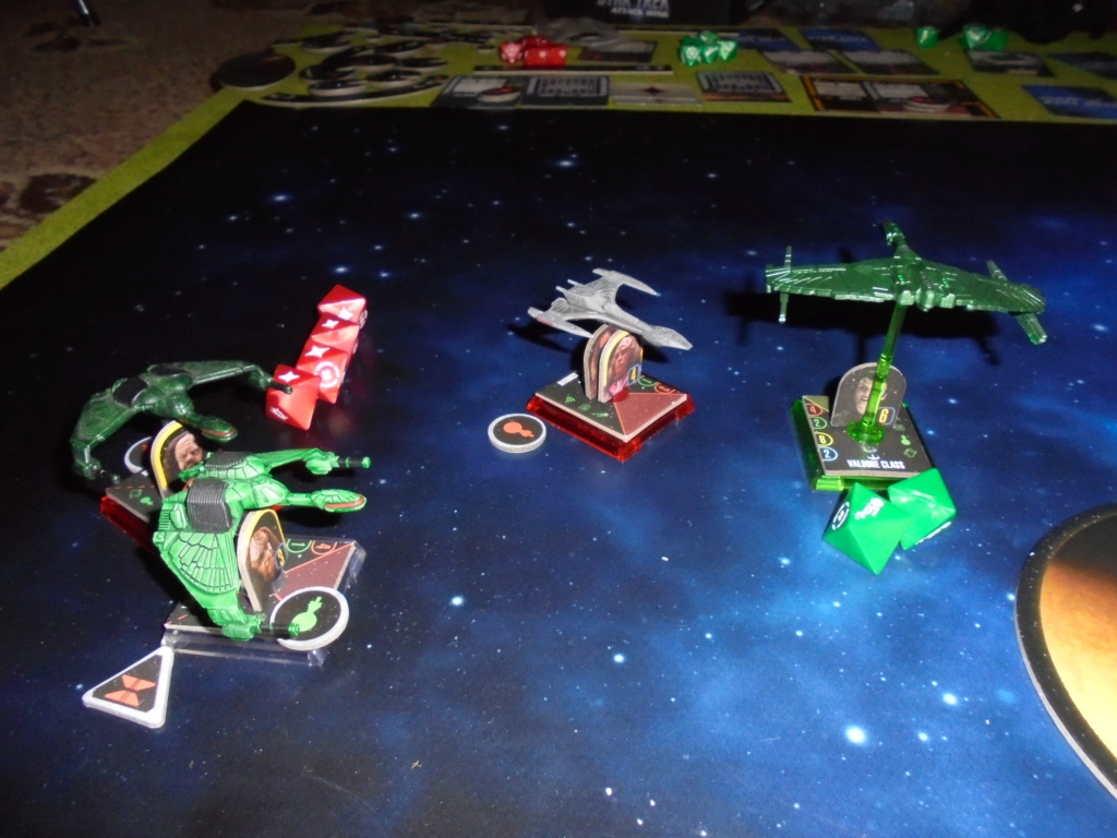 KLACH D´KEL :  130 SP Romulaner greifen nach den Sternen der Klingonen Dsc00210