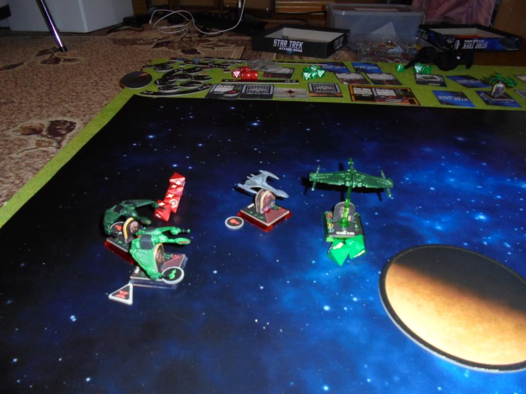 KLACH D´KEL :  130 SP Romulaner greifen nach den Sternen der Klingonen Dsc00211