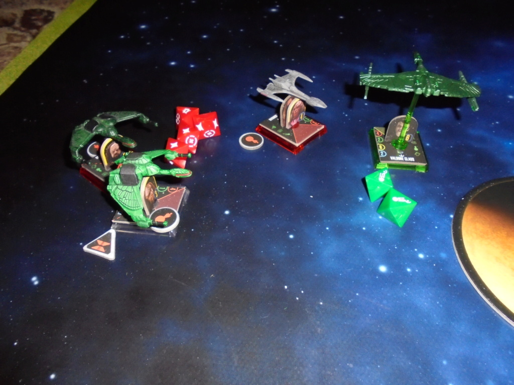 KLACH D´KEL :  130 SP Romulaner greifen nach den Sternen der Klingonen Dsc00213