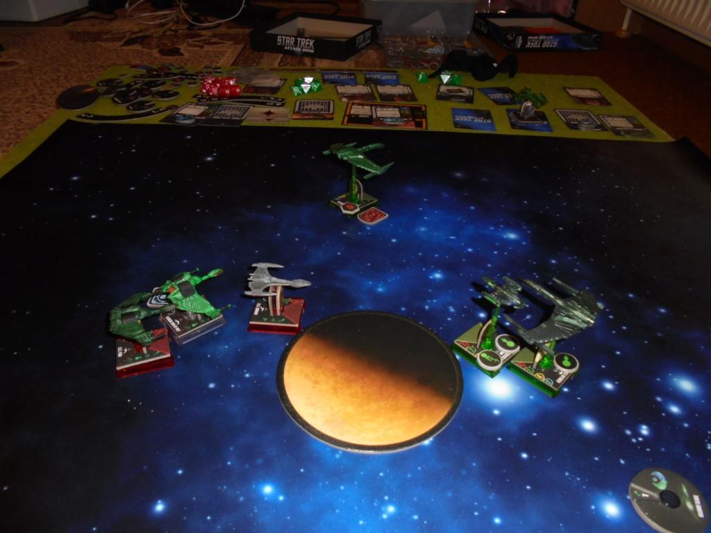 KLACH D´KEL :  130 SP Romulaner greifen nach den Sternen der Klingonen Dsc00214