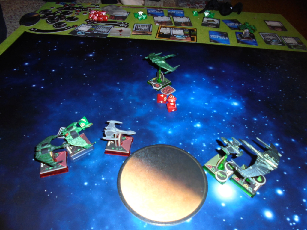 KLACH D´KEL :  130 SP Romulaner greifen nach den Sternen der Klingonen Dsc00215