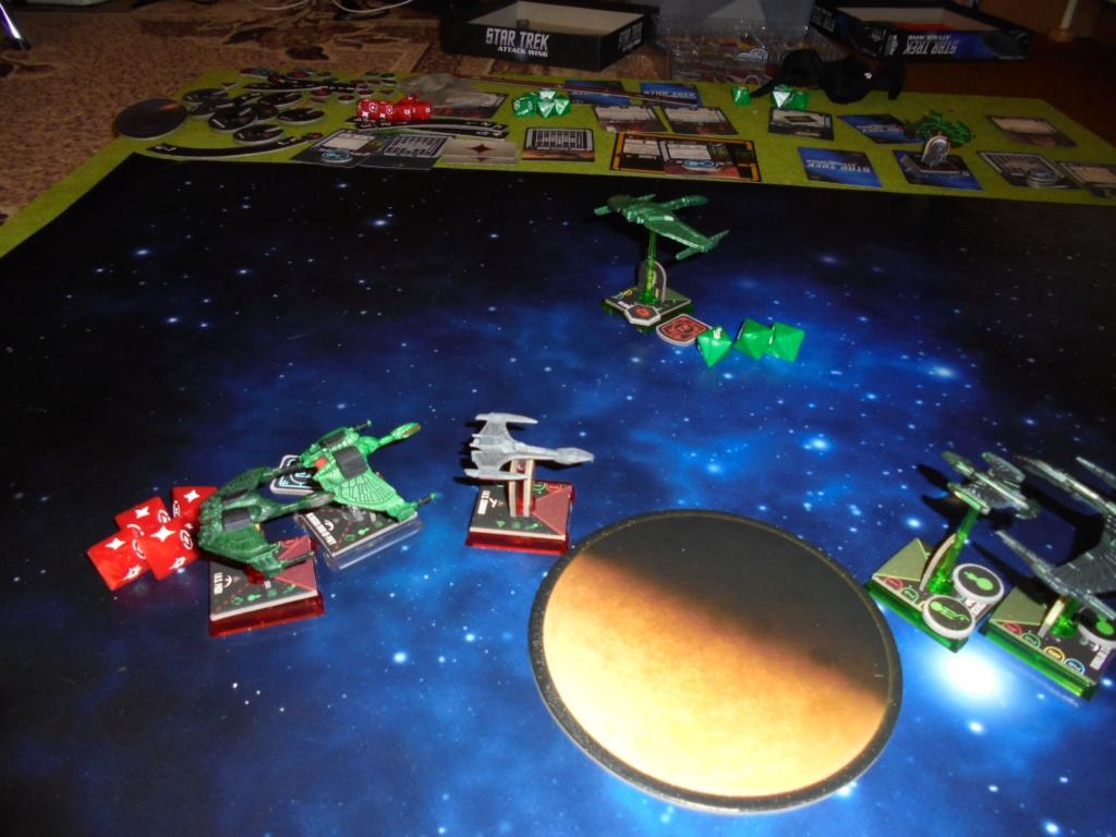 KLACH D´KEL :  130 SP Romulaner greifen nach den Sternen der Klingonen Dsc00216