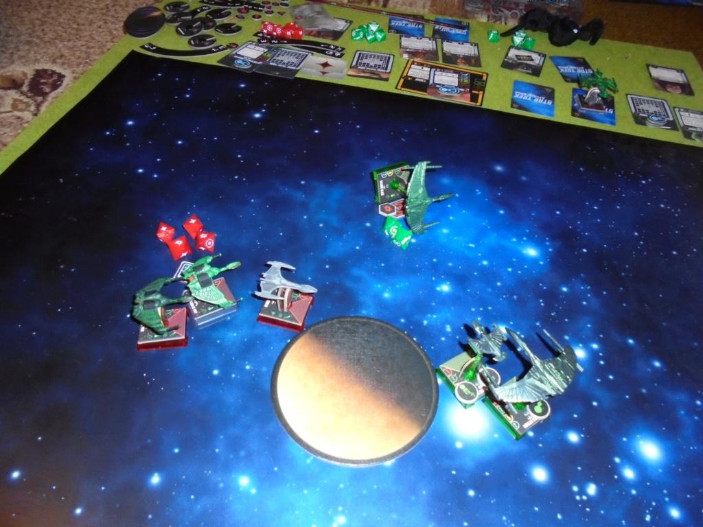 KLACH D´KEL :  130 SP Romulaner greifen nach den Sternen der Klingonen Dsc00217