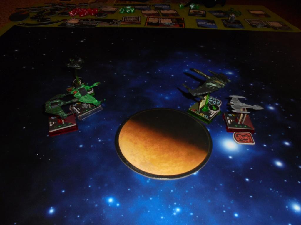 KLACH D´KEL :  130 SP Romulaner greifen nach den Sternen der Klingonen Dsc00218