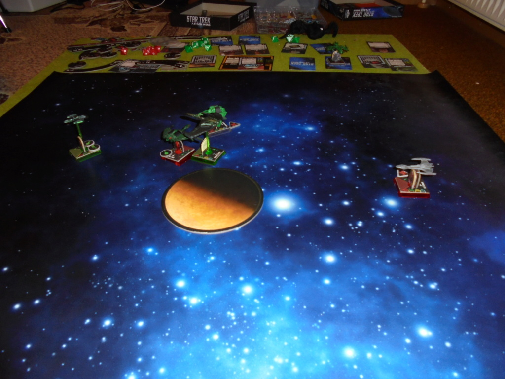 KLACH D´KEL :  130 SP Romulaner greifen nach den Sternen der Klingonen Dsc00222