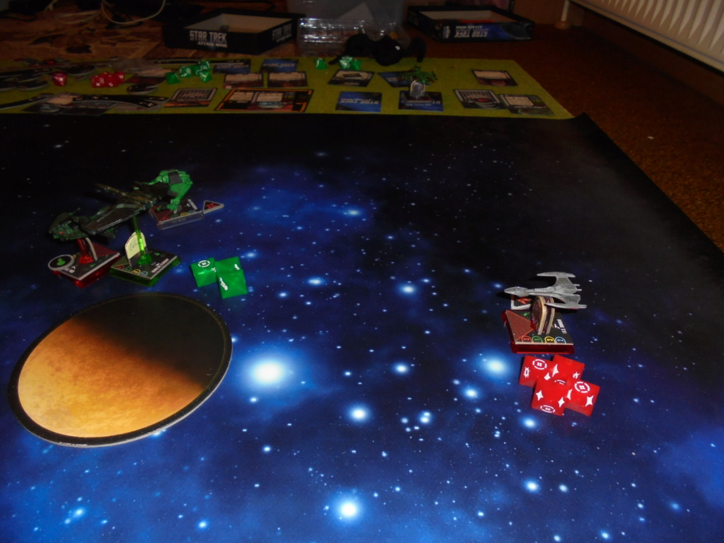 KLACH D´KEL :  130 SP Romulaner greifen nach den Sternen der Klingonen Dsc00223