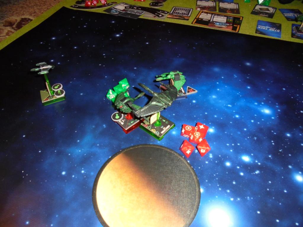KLACH D´KEL :  130 SP Romulaner greifen nach den Sternen der Klingonen Dsc00224