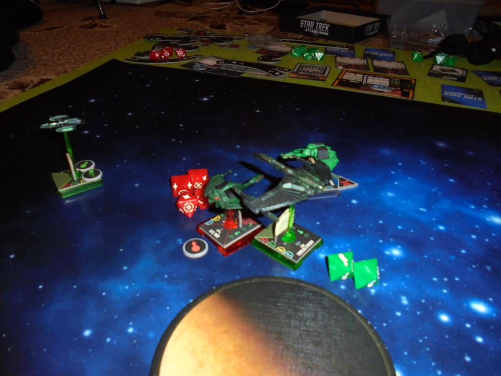 KLACH D´KEL :  130 SP Romulaner greifen nach den Sternen der Klingonen Dsc00225
