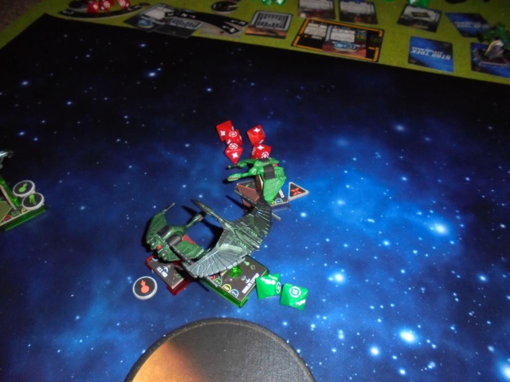 KLACH D´KEL :  130 SP Romulaner greifen nach den Sternen der Klingonen Dsc00226