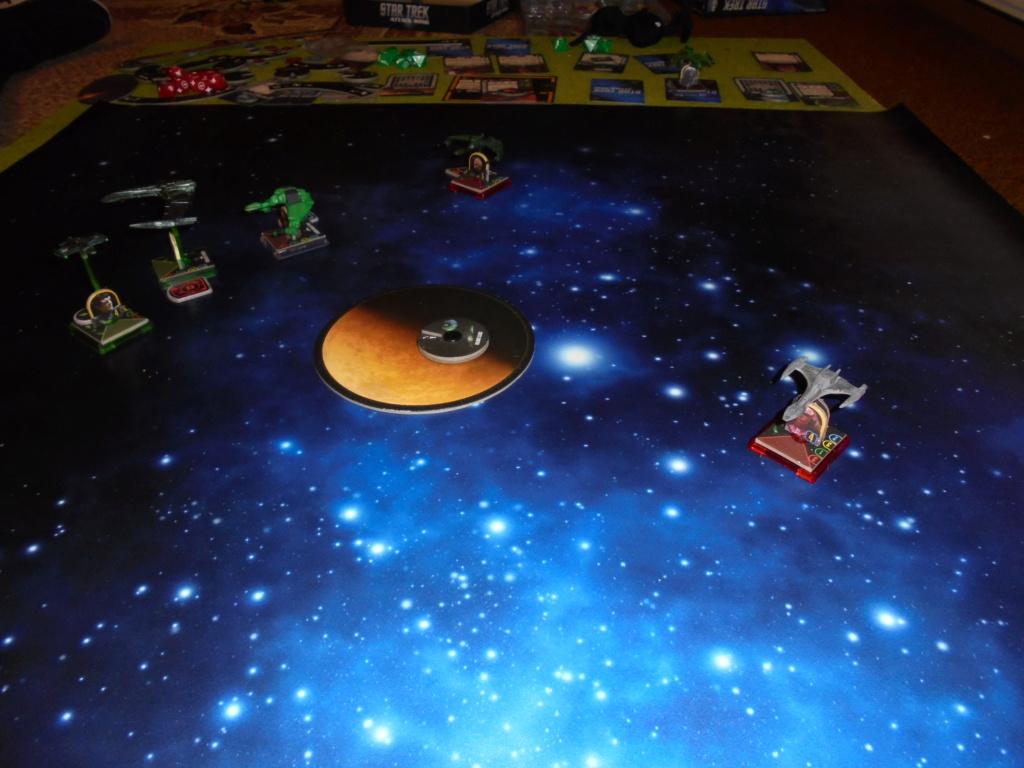 KLACH D´KEL :  130 SP Romulaner greifen nach den Sternen der Klingonen Dsc00227