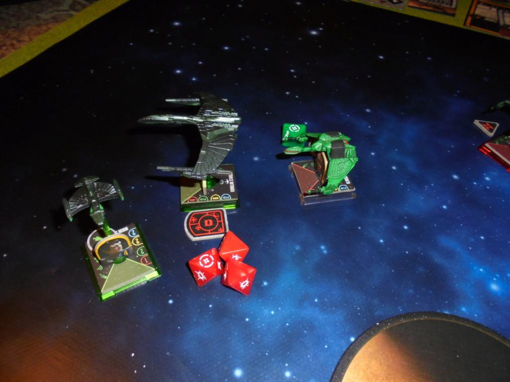 KLACH D´KEL :  130 SP Romulaner greifen nach den Sternen der Klingonen Dsc00228