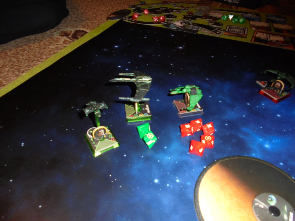 KLACH D´KEL :  130 SP Romulaner greifen nach den Sternen der Klingonen Dsc00229