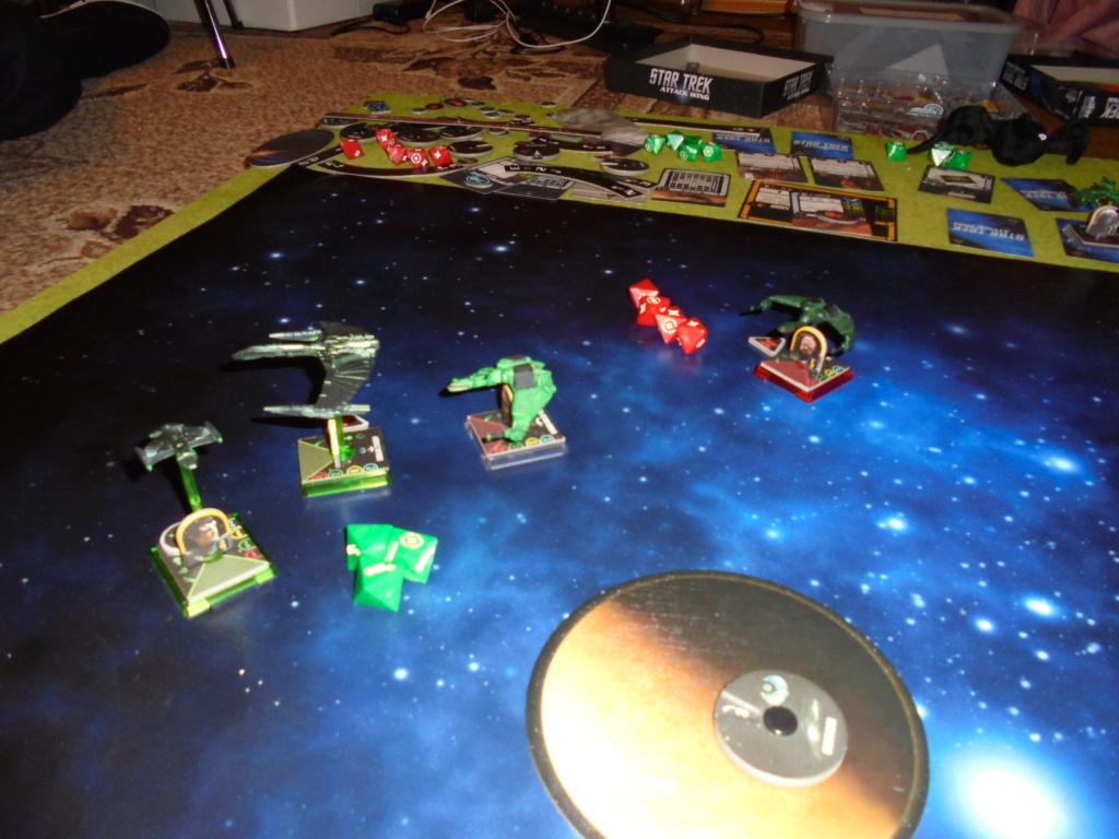 KLACH D´KEL :  130 SP Romulaner greifen nach den Sternen der Klingonen Dsc00230