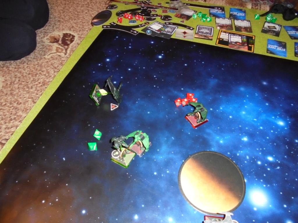 KLACH D´KEL :  130 SP Romulaner greifen nach den Sternen der Klingonen Dsc00233