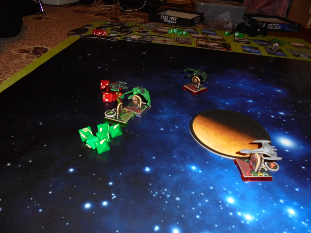 KLACH D´KEL :  130 SP Romulaner greifen nach den Sternen der Klingonen Dsc00234