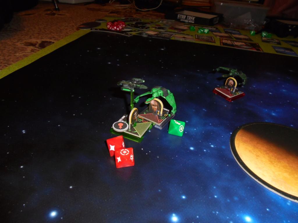 KLACH D´KEL :  130 SP Romulaner greifen nach den Sternen der Klingonen Dsc00235