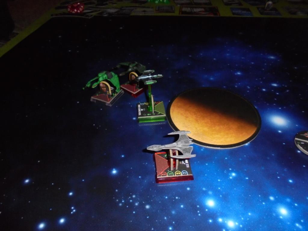 KLACH D´KEL :  130 SP Romulaner greifen nach den Sternen der Klingonen Dsc00236