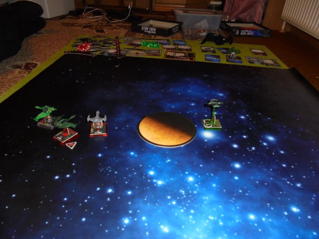 KLACH D´KEL :  130 SP Romulaner greifen nach den Sternen der Klingonen Dsc00237