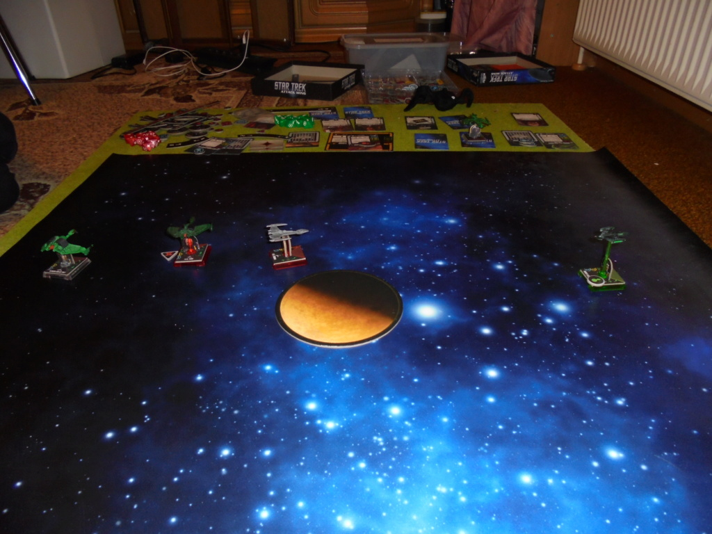 KLACH D´KEL :  130 SP Romulaner greifen nach den Sternen der Klingonen Dsc00238