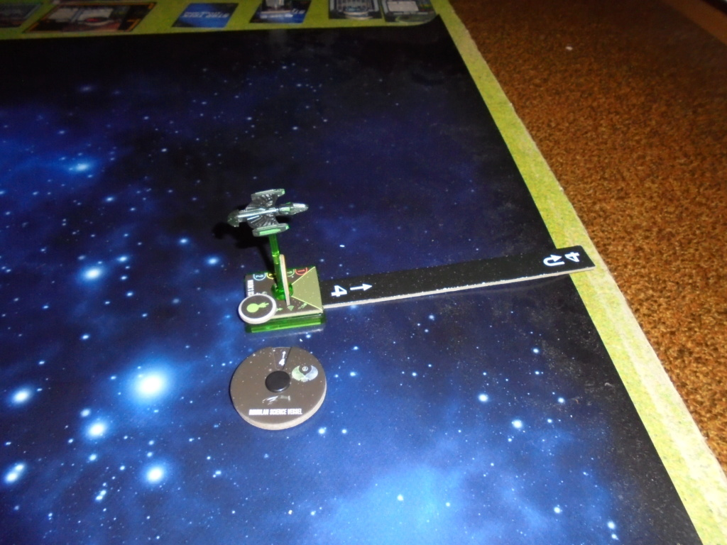 KLACH D´KEL :  130 SP Romulaner greifen nach den Sternen der Klingonen Dsc00239