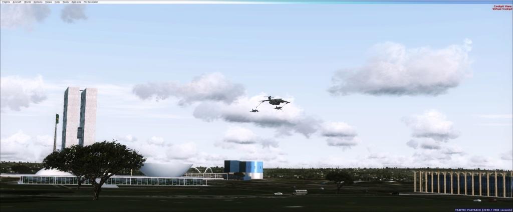 Desfile aéreo de 7 de setembro 2018-911