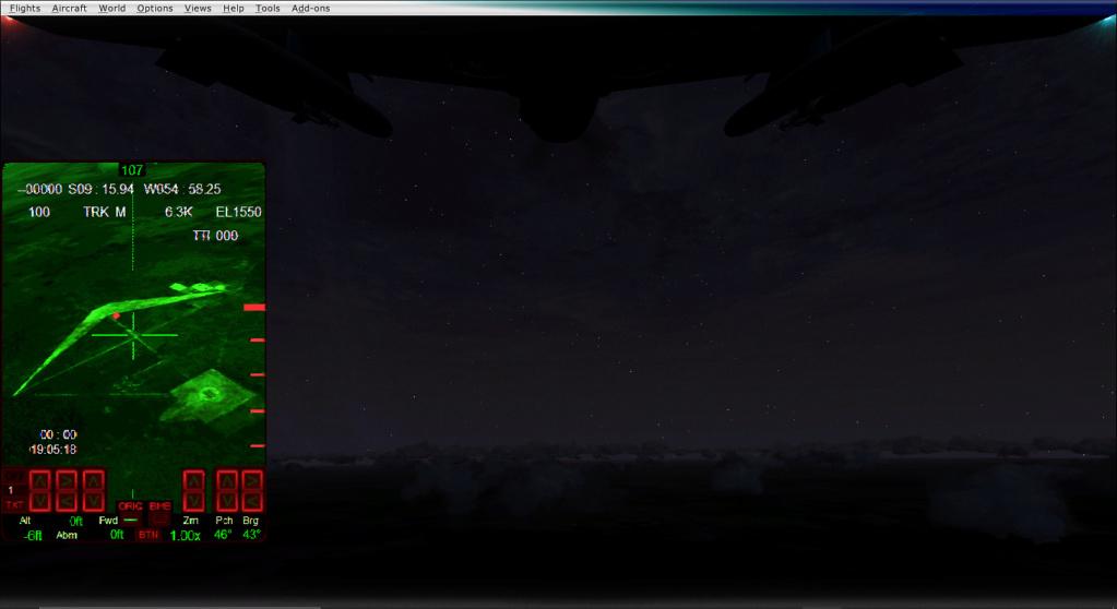 Operações noturnas com o A-29 super tucano. 2019-512